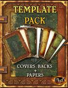Template Pack - Dwarven