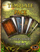 Template Pack - Dark Forest