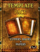 Template Pack - From the Lost Library v2
