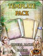 Template Pack - Angelbook