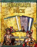 Template Pack - Piratebook