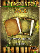 Template Pack - Enchanted forest v2