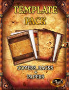 Template Pack - Wild west v2