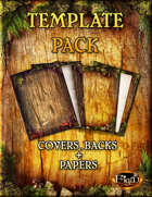 Template Pack - Woodbook v2