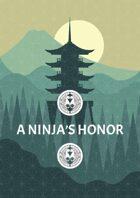 A Ninja's Honor (One Page Adventure)