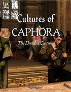 Caphora Cultures (5e)