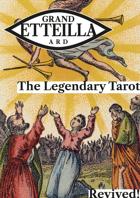 Grand Etteilla Art Restoration Deck Tarot Cards