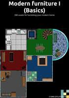 Modern furniture I (Basics)