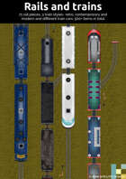 Trains and railways