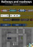 Railways and roadways [BUNDLE]