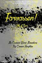 Osmond Ward Adventures: Voyage to Farvassen: City of Iron