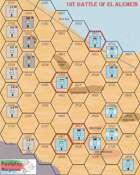 1st battle of el Alamein
