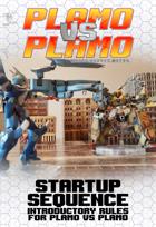 Plamo vs Plamo: Startup Sequence