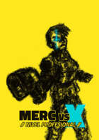MERC vs X: Nivel Profesional