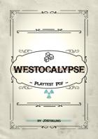 Westocalypse RPG