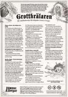 Dimmor & Borgar: Äventyret Grottkrälaren