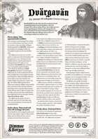 Dimmor & Borgar: Äventyret Dvärgavän