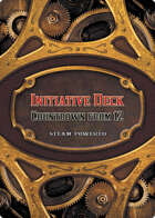 Countdown from 12 Deck (Steam Powered)