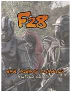 F28: War Always Changes Revised Edition