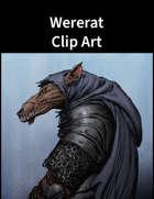 Wererat Clip Art