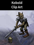Kobold Clip Art