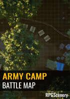 Army Camp Battlemaps