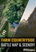 Farm Countryside Battlemaps & Scenery