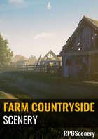 Farm Countryside Scenery