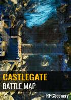 Castle Gate Battlemaps