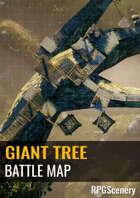 Giant Tree Battlemaps