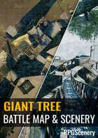 Giant Tree Battlemaps & Scenery