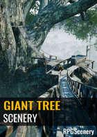 Giant Tree Scenery