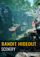 Bandit Hideout Scenery