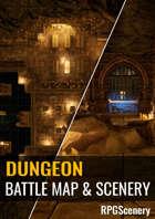 Dungeon Battlemaps & Scenery