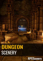 Dungeon Scenery