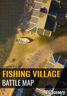 Fishing Village Battlemaps
