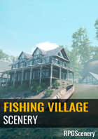 Fishing Village Scenery