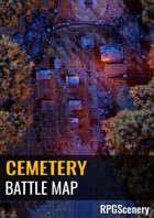 Cemetery Battlemaps