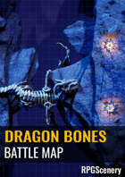 Dragon Bones Battlemaps
