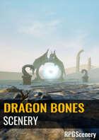 Dragon Bones Scenery