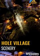 Hole Village Scenery