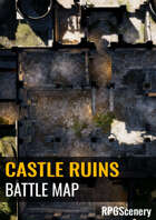 Castle Ruins Battlemaps