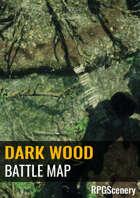 Dark Wood Battlemaps
