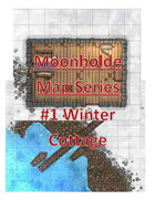Map Series #1: Winter Cottage