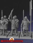 Breton Men-at-Arms Unit (STL)