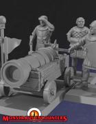 Breton War machine Set 1 (STL)