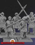 Breton Men-at-Arms Medium Armor Unit (STL)