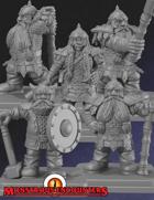 HQ Dwarfs (STL)