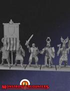 Breton Foot Knights (STL)
