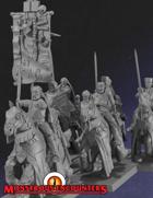 Breton Questing Knights Unit (STL)